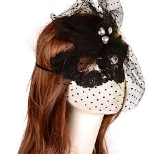 black eye mask halloween costumes personality temperament ball lace mask halloween party black
