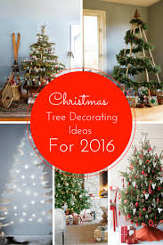 christmas tree decorating ideas for 2017