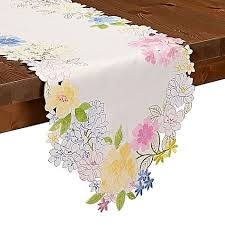 54 inch table runner brianna 54 inch table runner