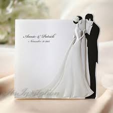 wedding card from groom to custom groom wedding invitations cards free proof silver