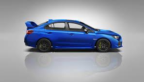 2017 subaru impreza sedan blue wrx sti models subaru