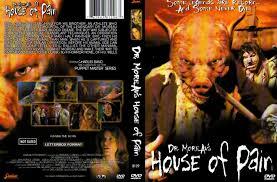 house of pain covers box sk dr moreau u0027s house of pain 2007 not rated