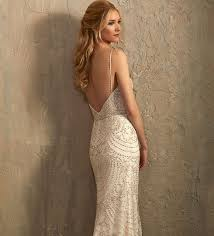 adrianna papell platinum bridal collection downtown gowns
