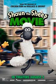 shaun sheep movie theaters august 5