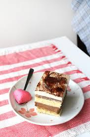 b caraibe a vanilla chocolate banana entremet a dessert diet