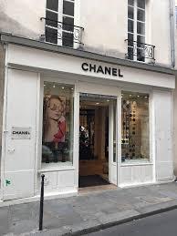 siege social chanel chanel 40 r francs bourgeois 75003 parfumerie et