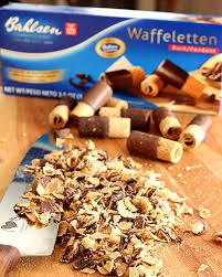 bahlsen waffeletten espresso cake with espresso chocolate caramel
