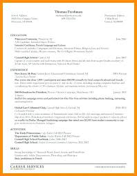 resume template for college students college freshman resume template markpooleartist