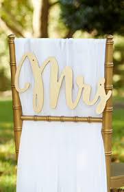 signs and decor wedding signs