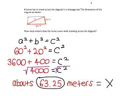 pythagorean theorem math pythagorean theorem middle