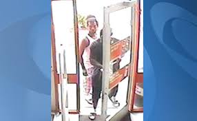 attempt to in stolen item at fort myers autozone