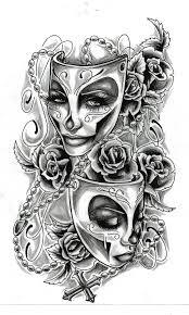 skull tattoo images free 1091 best tatuagens images on pinterest sugar skulls drawings