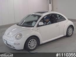 volkswagen white beetle used volkswagen new beetle from japan car exporter 1110355