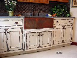 Kitchen With Farm Sink - copper farmhouse sinks hand crafted in the usa
