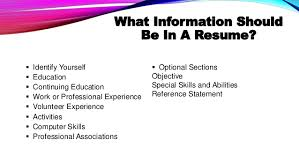 Volunteer Job Description For Resume by Writing An Effective Resume 22 Read A Job Description To Write