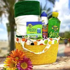 Summer Gift Basket Beach Bag Gift Basket Ideas Last Minute Gift Ideas Beach Bag Gift