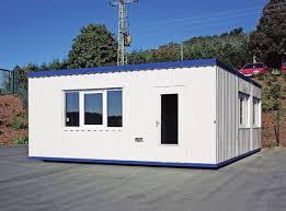 bureau préfabriqué bureau modulaire préfabriqué transportable fladafi 6809