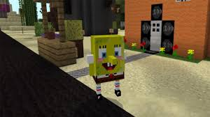 spongebob mod for mc pe android apps on google play