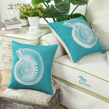 Seashore Decorative Pillows Unique Beach Themed Throw Pillows For Beach Inspired Decor Uniq