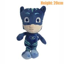 shop tofoco 20cm movie cartoon pj masks pajamas mask plush