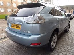 2006 lexus rx 300 estate 3 0 se automatic full lexus