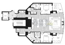 beautiful pent house floor plan pictures 3d house designs escala floorplans