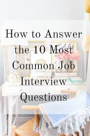 walk me through your resume example how to answer the most common job interview questions
