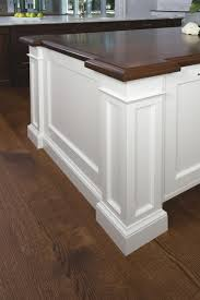 kitchen island posts traditional white walnut island corner post traditional