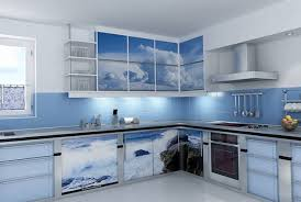 interior kitchen colors blue color in the interior home interior design kitchen and