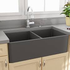 Nantucket Sinks Cape  X  Double Bowl Apron Kitchen Sink - Apron kitchen sinks