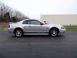 40th year anniversary mustang 2004 40th anniversary ford mustang