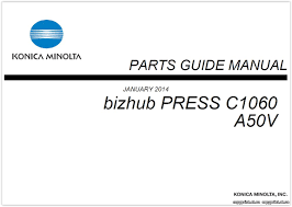 сервис мануал service manual konica minolta bizhub press c1060
