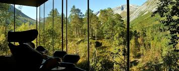 ex machina filming location juvet landscape hotel along geiranger trollstigen plays a major