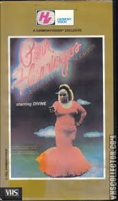 pink flamingos vhscollector com your analog videotape archive