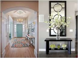 long wall decorating ideas paint colors for narrow hallways
