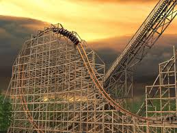 six flags opens record breaking roller coaster abc news