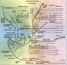 Coahuila Mexico Map by Map For La Palapa Condos Or Rocky Point Condos U0026 Vacation Rentals