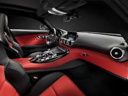 luxury cars interior watch mercedes teases new gt