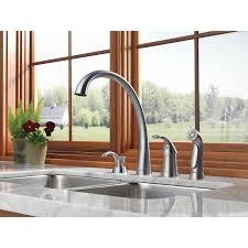 kitchen faucet with soap dispenser get a kitchen sink faucet