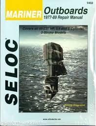 mariner marine manuals repair manuals online