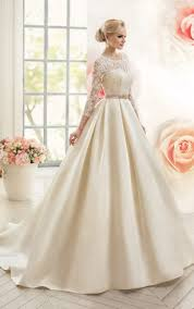 wedding gowns with sleeves white wedding gowns ivory bridal dresses dorris wedding