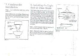 Harbor Breeze Ceiling Fan Troubleshooting by Hampton Bay Ceiling Fan Ac 552 Won U0027t Spin But Light Works The