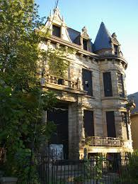 halloween city in cleveland ohio franklin castle wikipedia