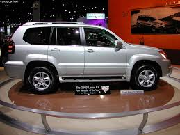 lexus gx470 wheelbase auction results and data for 2003 lexus gx 470 conceptcarz com