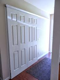 Sliding Barn Door For Home by Barn Sliding Door Menards White Wooden Sliding Closet Doors
