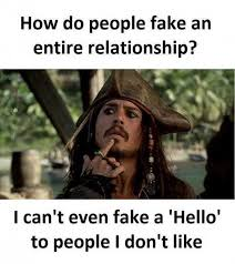 Fake People Memes - dopl3r com memes how do people fake an entire relationship i