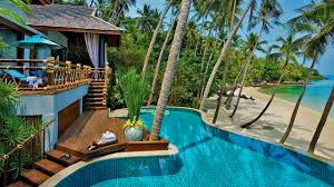 resort report four seasons koh samui wildluxe