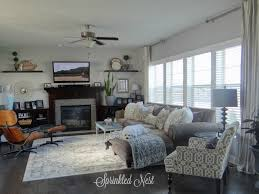 Amazing Of Family Room Chairs With Gray Couch Living Room Ideas - Family room chairs