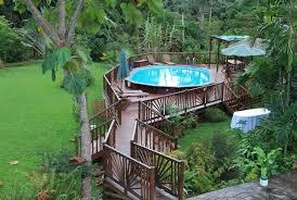 chambre d hote guadeloupe le palmaretum hôtel sarl brise océane bungalows table d hôtes