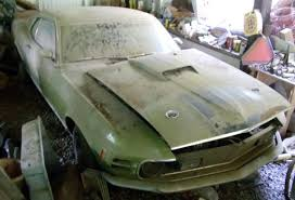 Muscle Car Barn Finds 10 Amazing Muscle Car Barn Finds That You U0027d Love To Restore